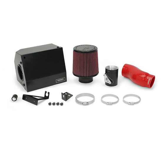 Mishimoto Air Intake Kit - Red | 2016-2018 Honda Civic 1.5L Turbo | MMAI-CIV-16RD