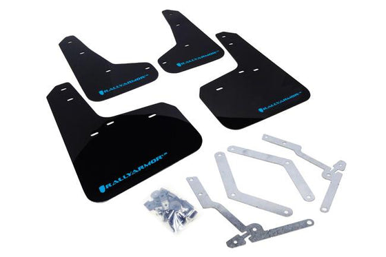 13+ Ford Focus ST/ 16+ Focus RS UR Mud Flaps - Trackwerks