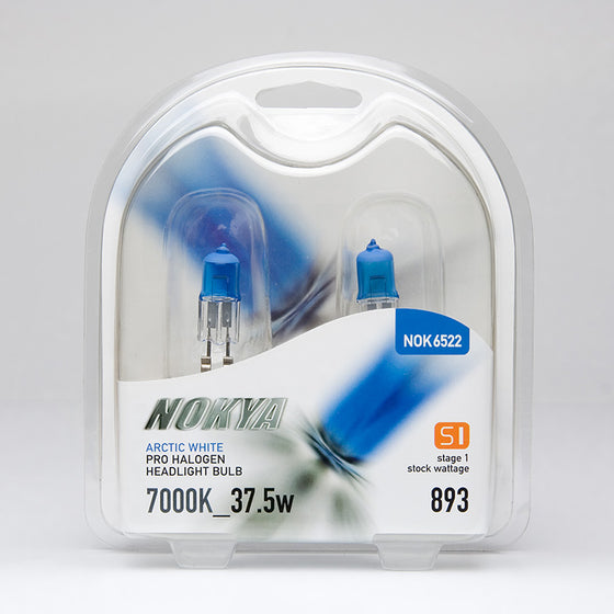 NOKYA Arctic White 893 Headlight Bulbs | NOK6522