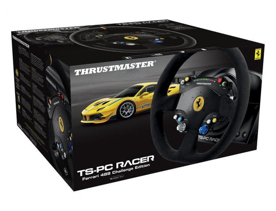 Thrustmaster Servo & Wheel Kit | TS-PC RACER Ferrari 488 Challenge Edition