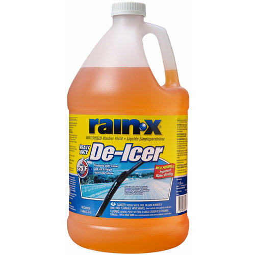 Rain-X Heavy Duty De-Icer Washer Fluid | RX68106