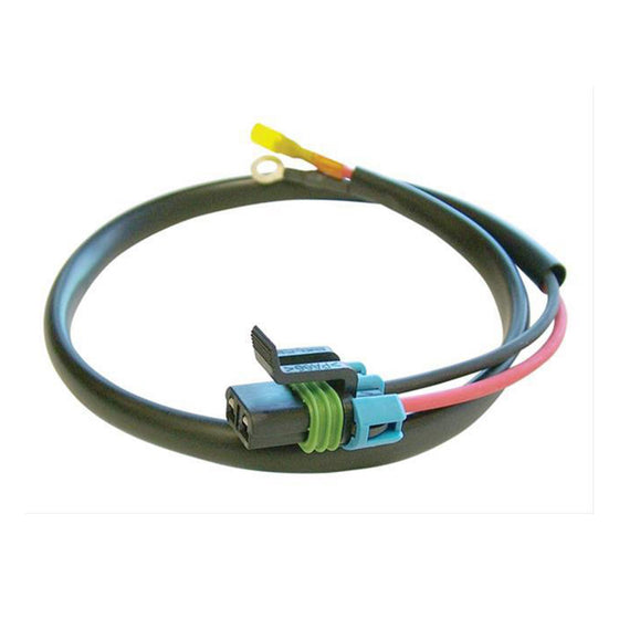 Spal Electric Fan Jumper Wiring Harness - Trackwerks