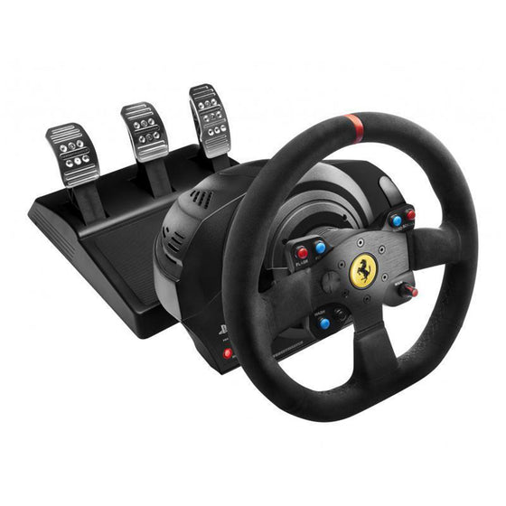 Thrustmaster Wheel & Pedal Set | T300 Ferrari Edition