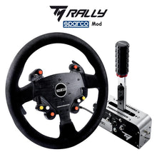 Thrustmaster Rally Gear Sparco Mod