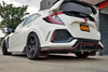 17+ Honda Civic Type-R Mud Flaps - Trackwerks