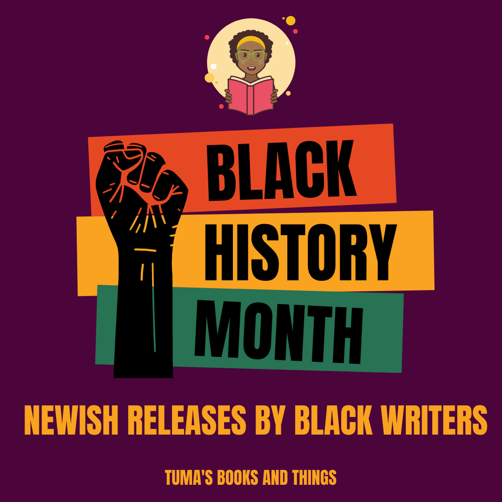 Newish Jan/Feb Releases by Black Writers