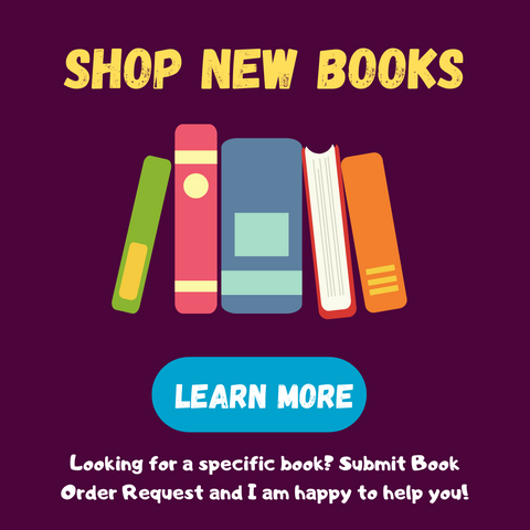 Buy New Books, Book Order Request