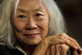 APIAHM Maxine Hong Kingston- source: sfgate