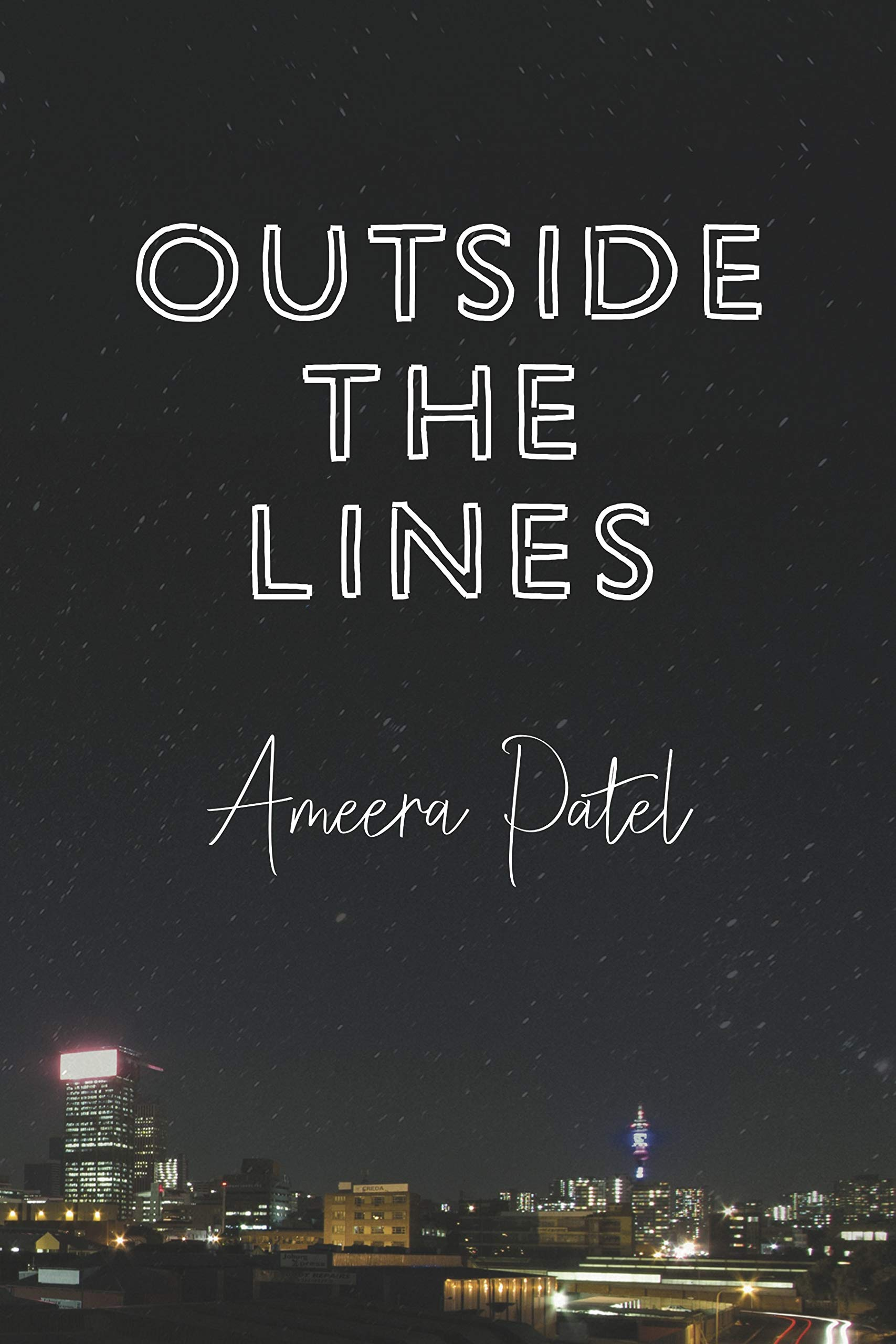 Tuma's Book Rant: Book Blog Recommended New Releases- Outside the Lines Ameera Patel