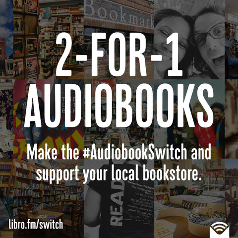 Switch from Audible to Libro.fm