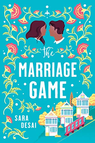 Tuma's Book Rant: Book Blog Recommended New Releases- The Marriage Game by Sara Desai
