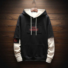 Load image into Gallery viewer, Hoodie SAY GOODBAY Letter Print Hip Hop Streetwear