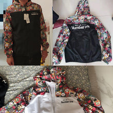 Load image into Gallery viewer, Thin Winbreaker Mens Casual Hoodies Jackets Ziperfly