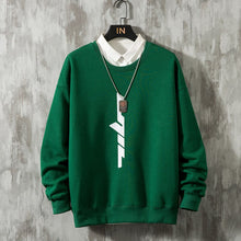 Load image into Gallery viewer, Sweatshirts Cotton Pullover Men Winter Print Casual