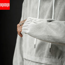 Load image into Gallery viewer, Japanese Hoodies Fear of God Harajuku Loose fit