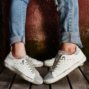 Men / Women Streetwear GGDB `LOOK` Flat Skate Shoes
