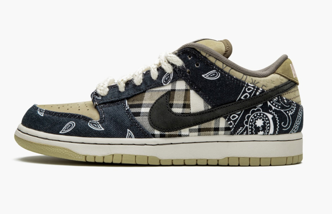 Travis Scott x Nike SB Dunk Low