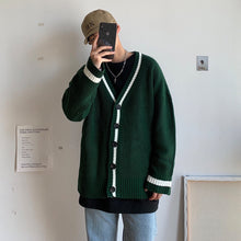 Load image into Gallery viewer, New Japanese Knit Cardigan Harajuku Style
