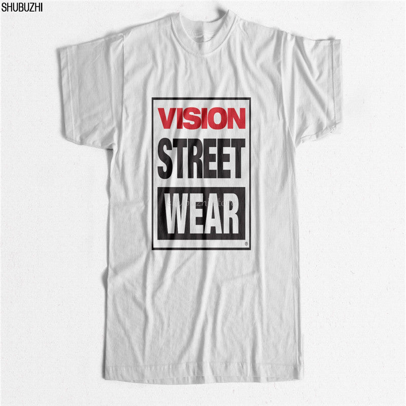 Print of Retro Vision Street Wear Skate USA streetware Plus size 5 XL