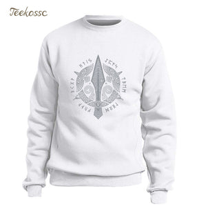 Odin Vikings Sweatshirt Men / Women Berserker  Loose Stylish