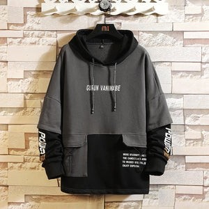 Japanese Various Styles all for streetware Hoodies Fleece