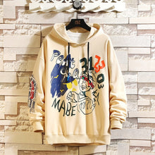 Load image into Gallery viewer, Japanese Various Styles all for streetware Hoodies Fleece