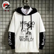 Load image into Gallery viewer, Two pieces 90´s Grunge style Hoodie New World