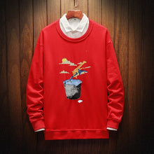 Load image into Gallery viewer, Funny Whale Print Sweatshirts Men/Woman