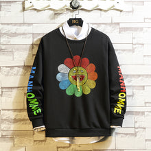Load image into Gallery viewer, Murakami flower Sweatshirt Plus Size M-5XL