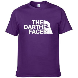 2020 STAR WARS Summer THE DARTH FACE trendy shirt parody