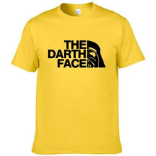 Load image into Gallery viewer, 2020 STAR WARS Summer THE DARTH FACE trendy shirt parody