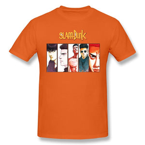 SLAM DUNK japanese anime T Shirt various colors
