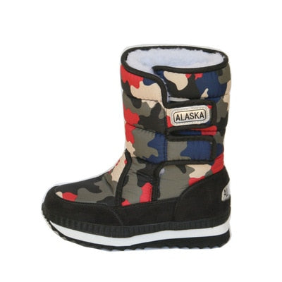 ALASKA Children Snow Boots