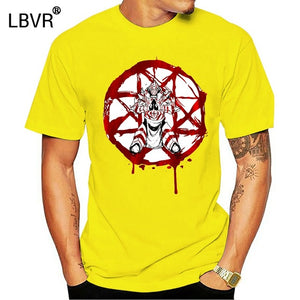 Men's and Women's t-shirt FullMetal Alchemist Edward