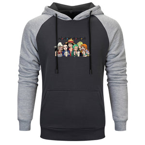 Mens / Womans Luffy One Piece Hoodies Streetwear Fashion