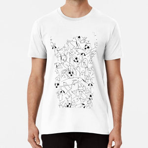 T-Shirt Anime Oyasumi Punpun (Young) Goodnigthpunpun
