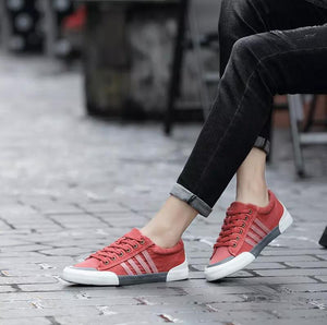 Sneakers Skateboard Shoes flat trainers