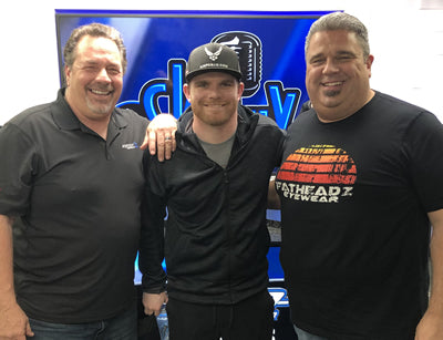 Conor Daly featured on The Skinny