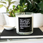 Witch Bitch Candle