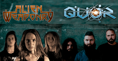 QUOR X ALIEN WEAPONRY in San Diego
