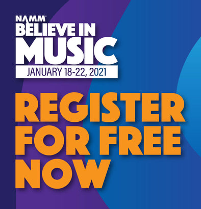 Winter NAMM 2021