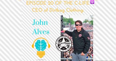 Dirtbag John talks DIRTBAG lifestyle with the C-Life Podcast.