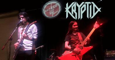 KRYPTID headlined the 2nd anniversary for Jacked Up Brewery