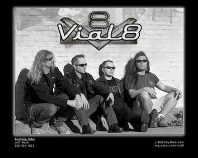 VIAL8 - A band to watch out for in 2015