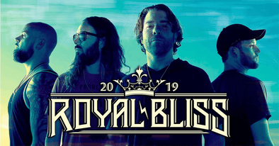 ROYAL BLISS heads out on national tour
