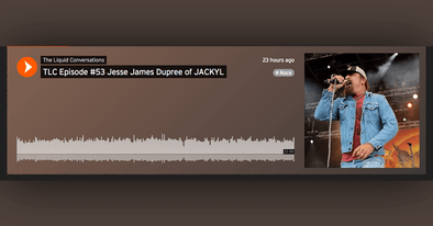The Liquid Conversations w/ JESSE JAMES DUPREE [Jackyl]