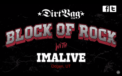 IMALIVE - Dirtbag Block of Rock