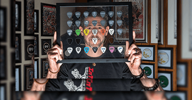Dirtbag Industry Spotlight: InTune Guitar Picks' Bert LeCato