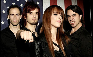 Best of the Web Wednesday - HALESTORM