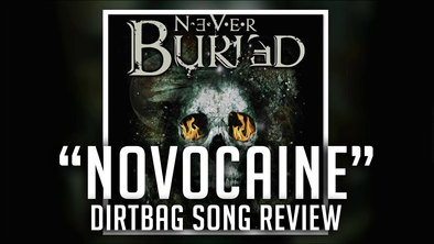 Never Buried - song review